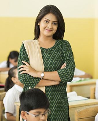 Teachers uniforms