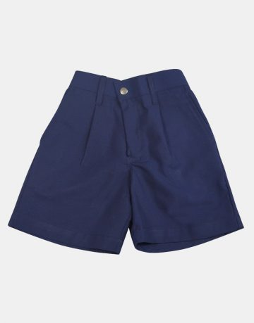 Navy Blue Half Pant