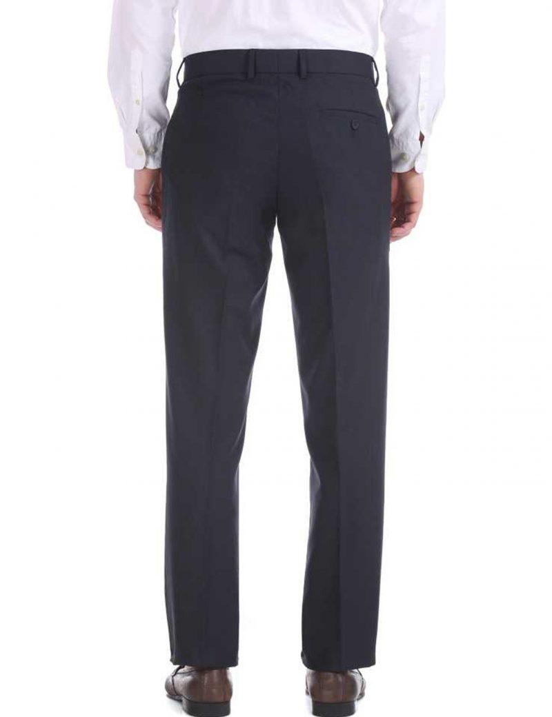 Navy Blue Men's Trousers