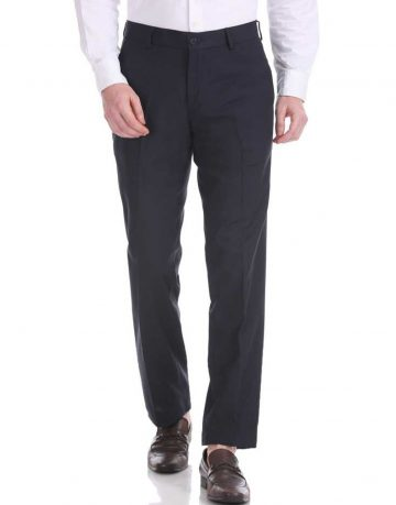 blue mens trousers