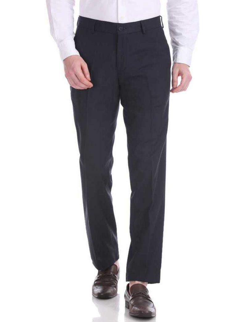 blue mens trousers