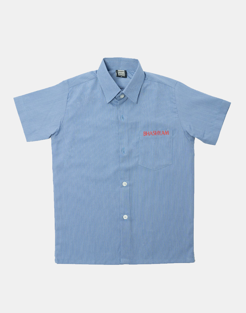 Bhashyam School Shirts