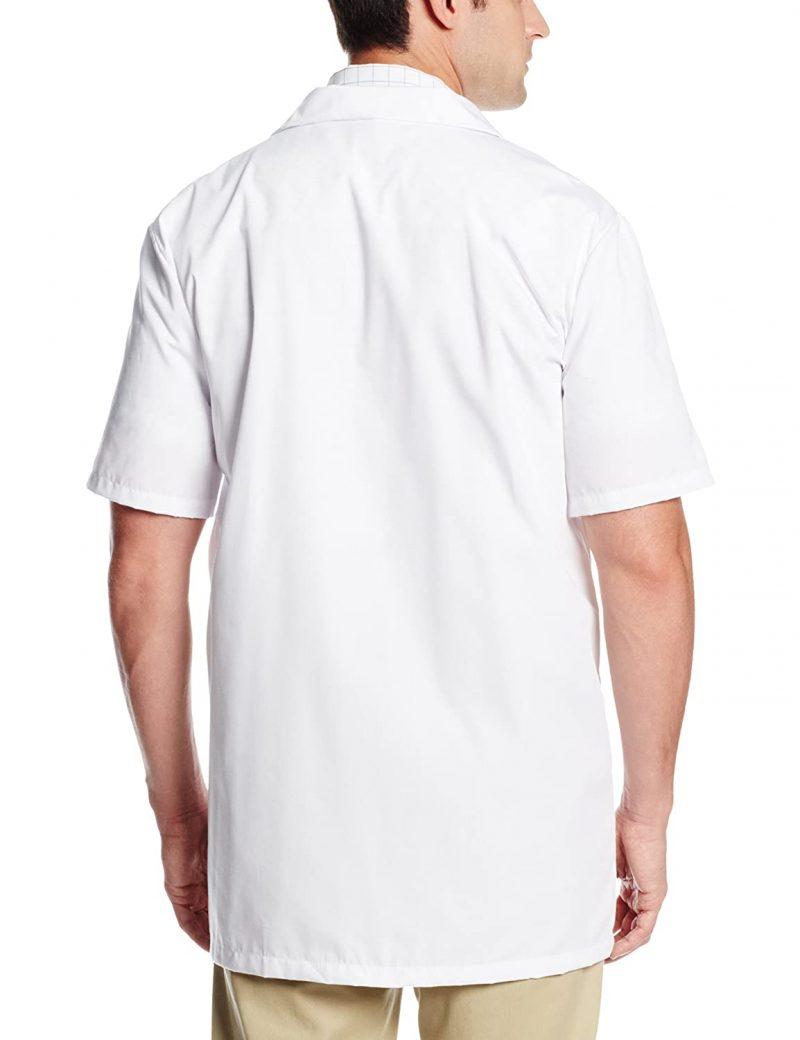 White lab coat - Half Sleeve | Doctor's Lab Coat
