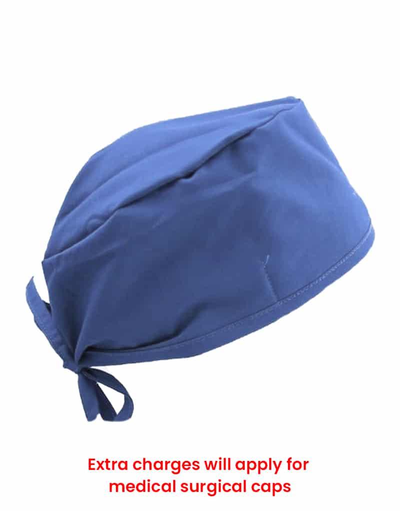 scrub cap sky blue