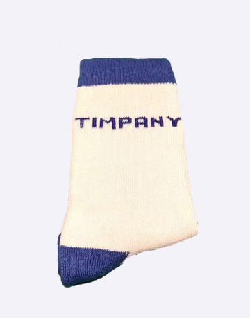 Timpany Blue Socks