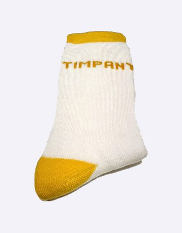 Timpany Yellow socks