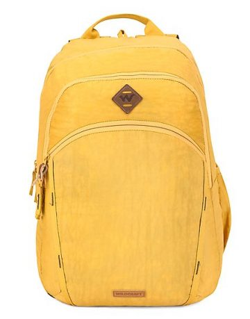 yellow bags and backpacks wildcraft