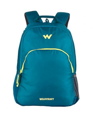 Unisex Teal Compact Laptop Backpack