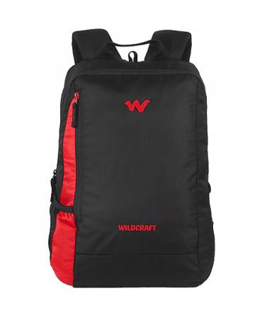 Black Streak Laptop Backpack with Internal Organizer
