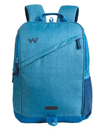 Blue Unisex Unum Laptop Backpack