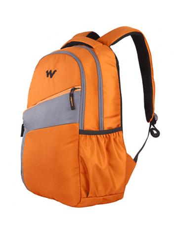 Virtuso Laptop Backpack With Internal Organizer - Orange