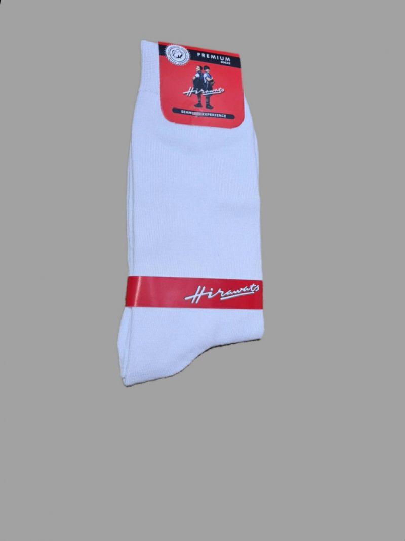 White Uniform Socks