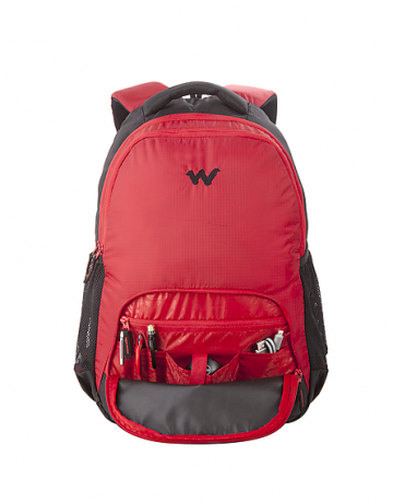 Wildcraft Laptop Backpack Traverse 1 - Red