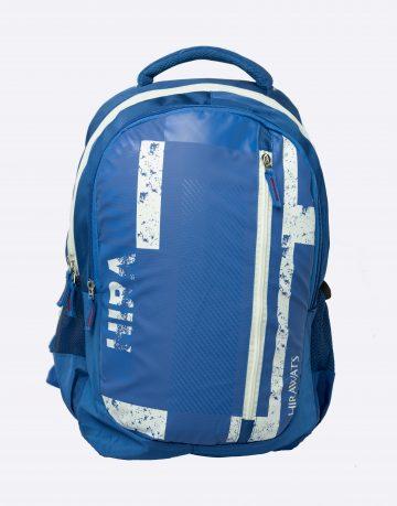 Unisex Printed Backpack