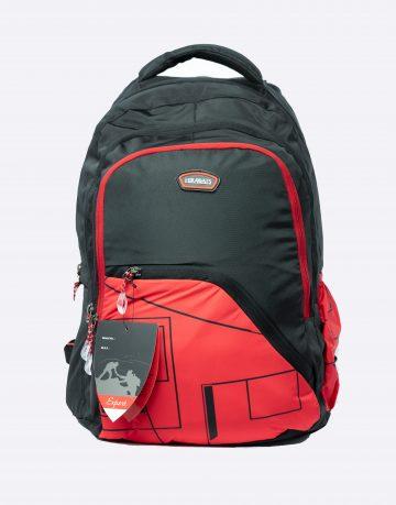 Unisex Hirawats Printed School Bag