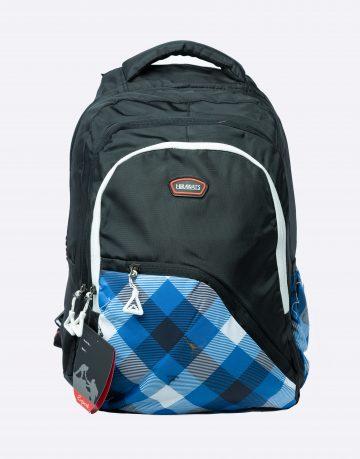 Unisex Printed Large School Backpack