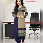 Multi Color Uniform for all Chudidhar Fabrics
