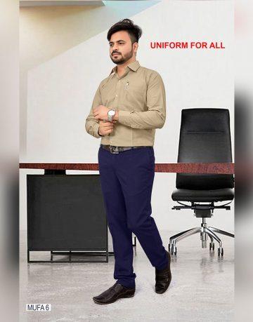 Men's Corporate Uniform Shirt