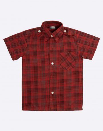 Pollocks school boys shirt