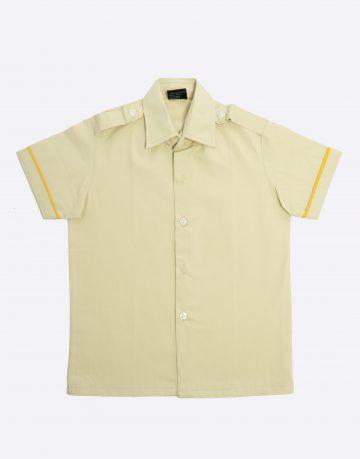 Pollocks school girls shirt