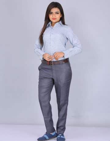 Women's Fabric Uniform shirts