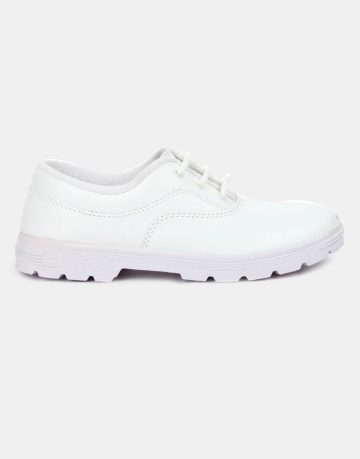ZEN Boys White Shoes