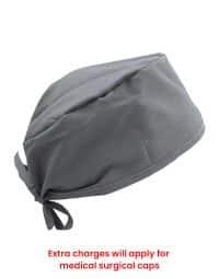 scrub-cap-dark-grey
