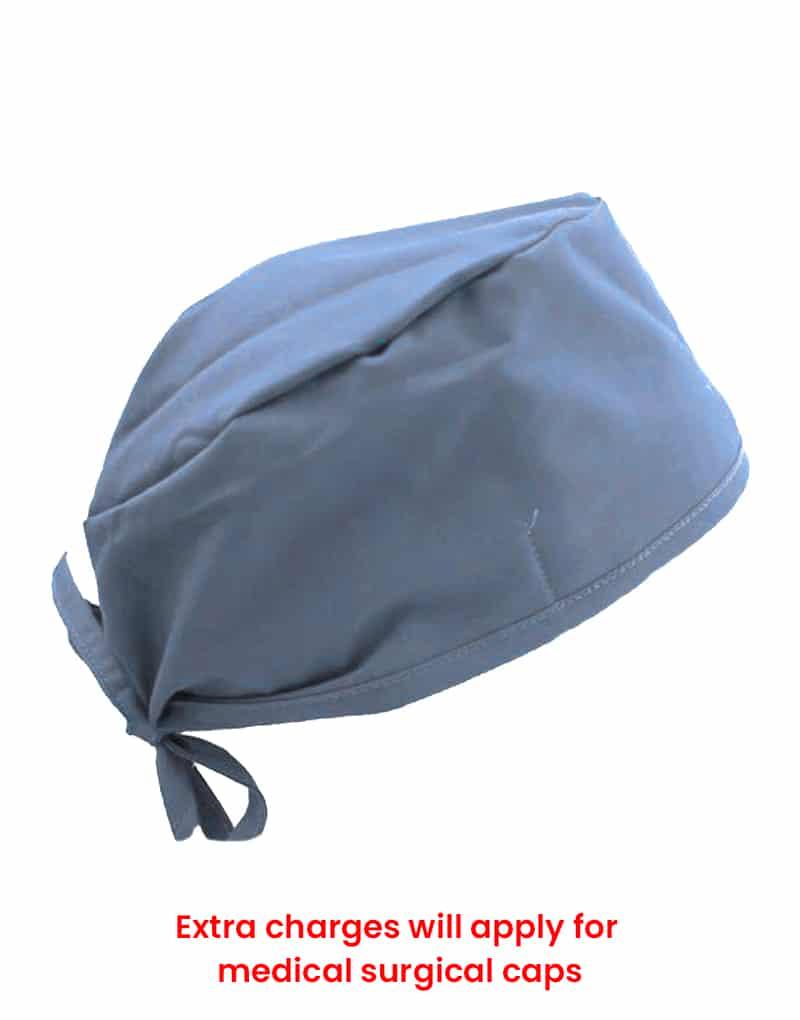 scrub cap teal