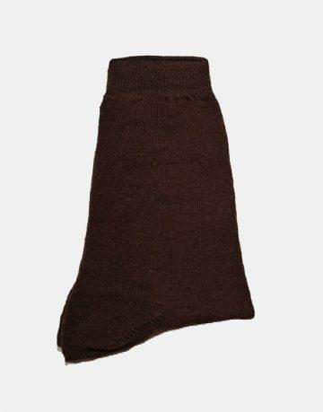 brown socks for men