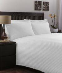 white Stripe Bedsheet