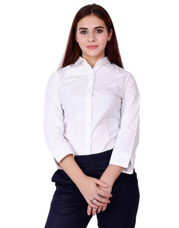 Women's Light Pink Shirt Fabrics