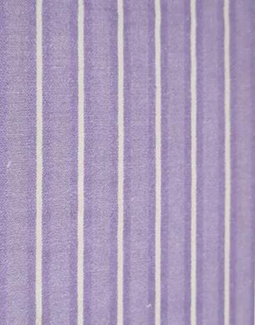 Mens Purple stripes Shirt Fabric