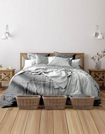 satin-stripe-bed-light-grey