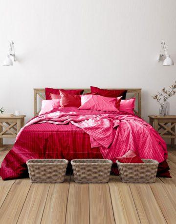 satin-stripe-bed-maroon