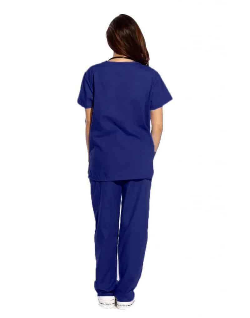 scrub-back-navy-blue