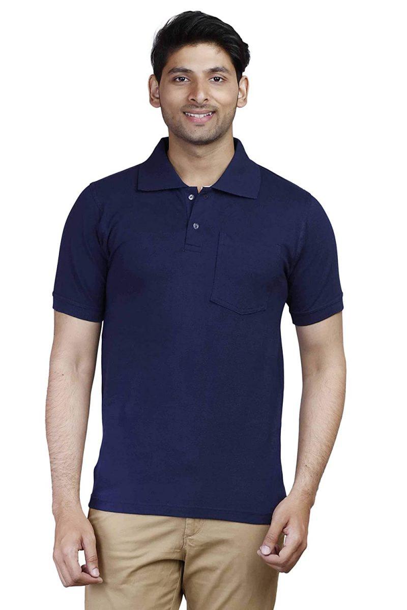 Men's Navy Blue Polo t-shirt