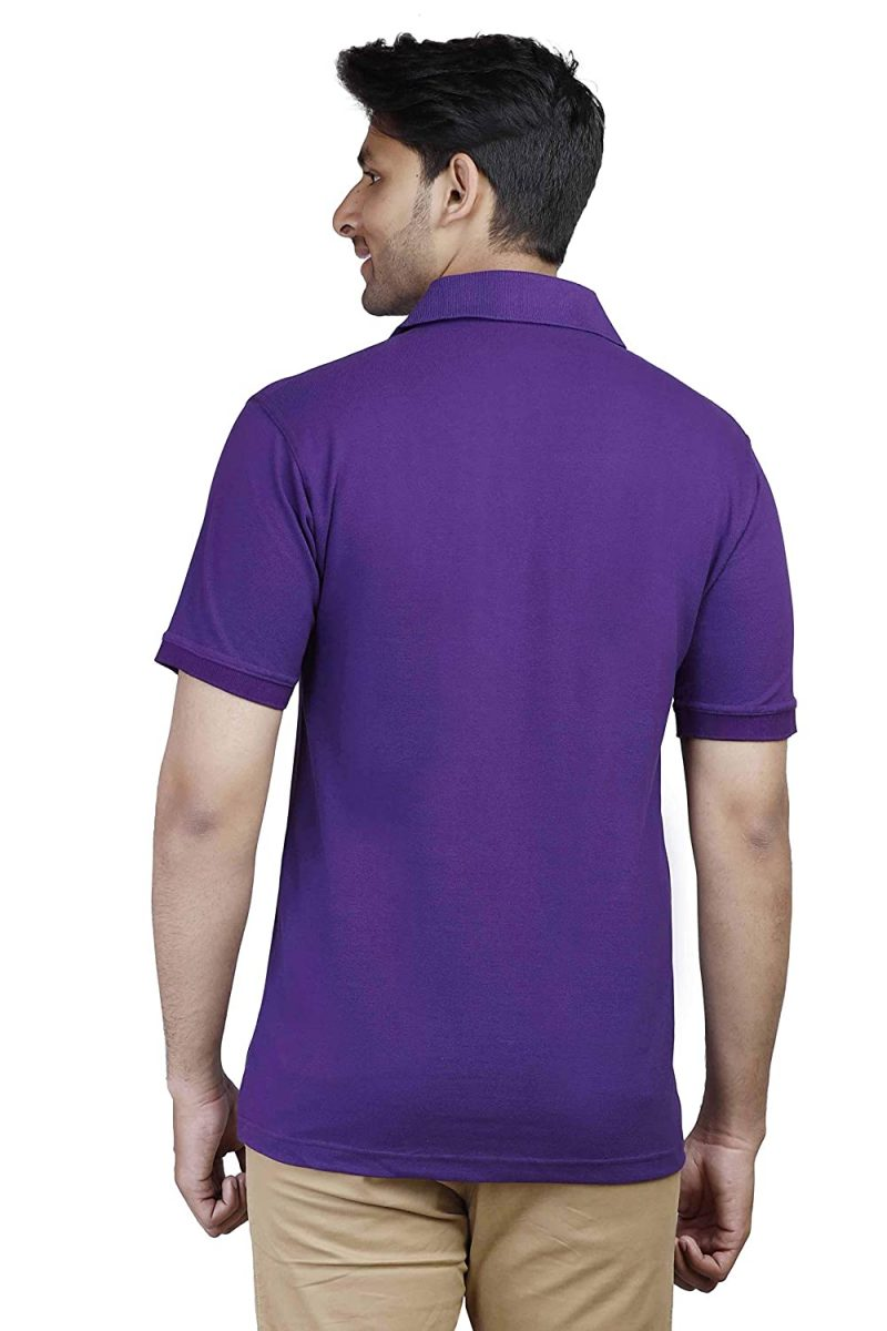 t shirt purple