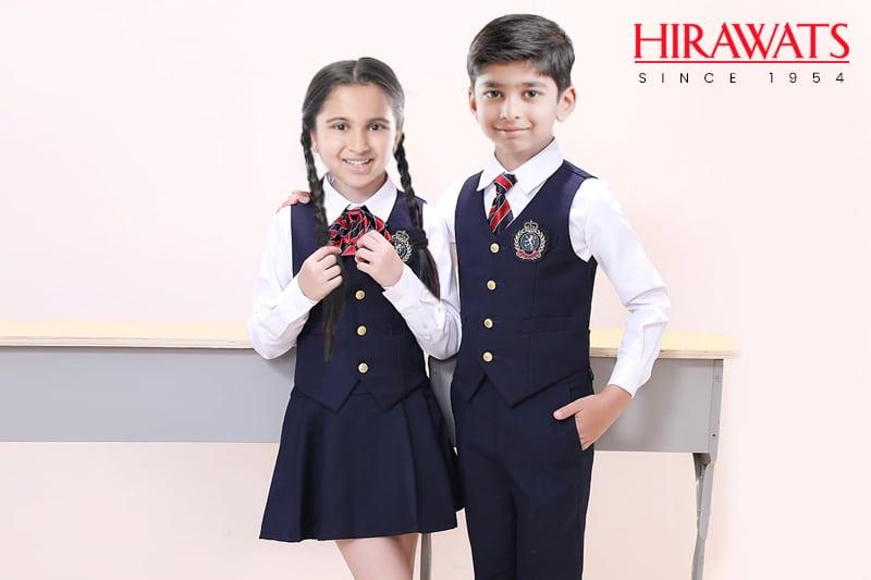 boys and girls uniform jackets