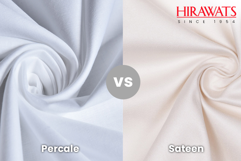 Percale or Sateen