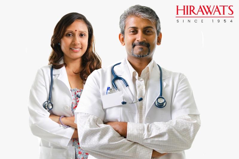 Lab Coat for Medical Professionals