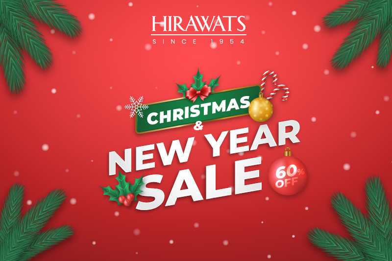 Christmast - New Year Sale