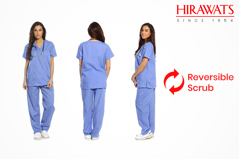 Reversible Scrubs