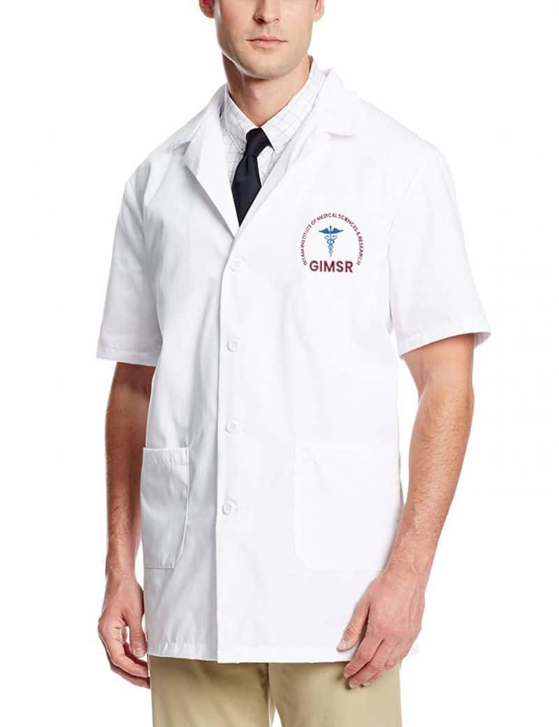 lab coat front gimsr