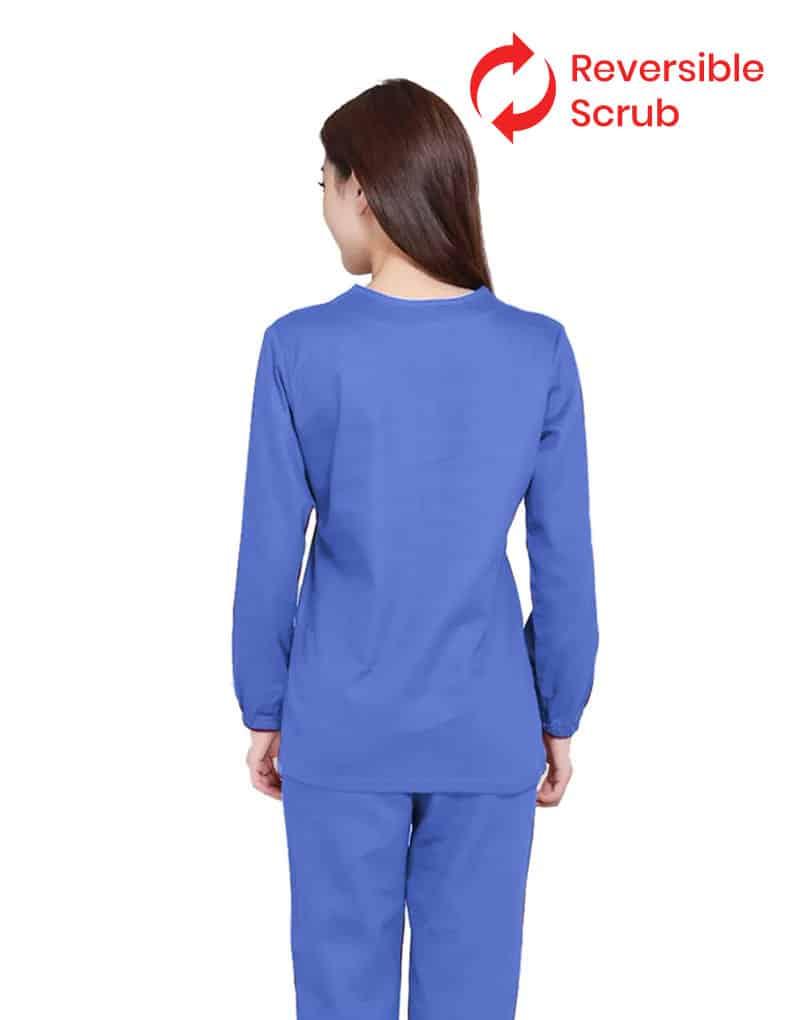 scrub-full-side-blue