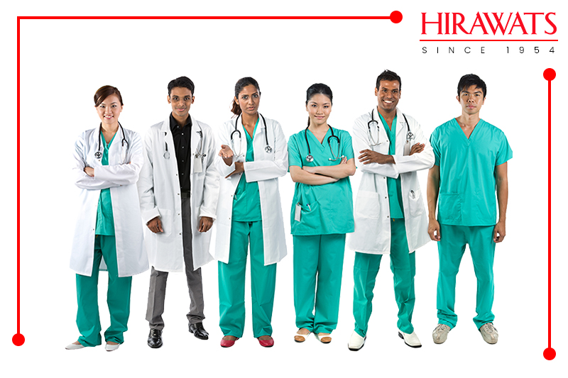 medical scrub for your staff