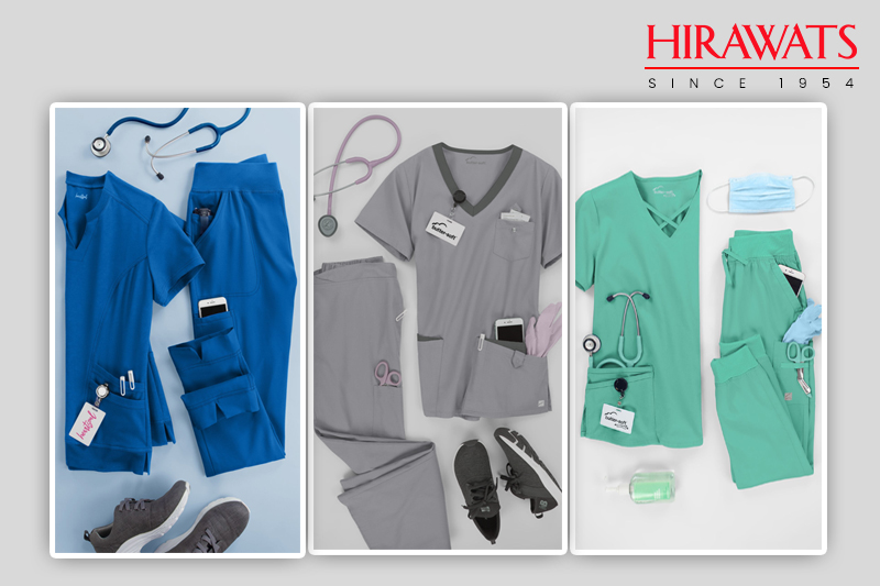New Year Scrubs Collection