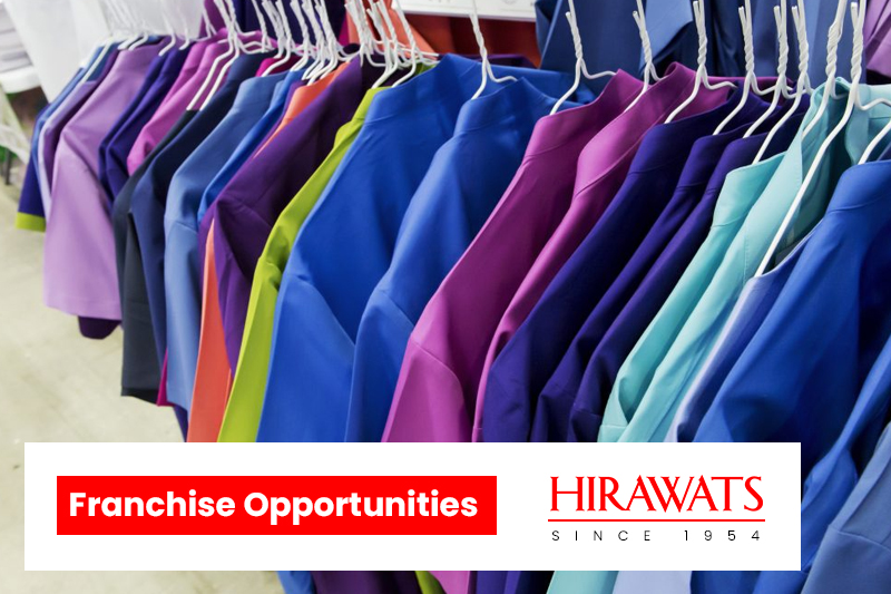 Clothing business Franchise Opportunities