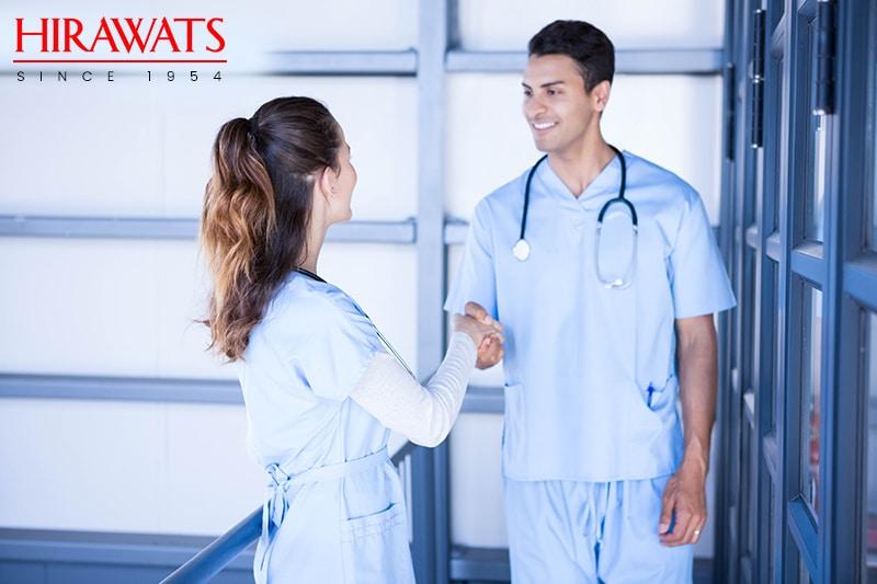Stylish Medical Scrubs