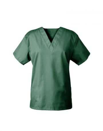 Green Medical Scrub