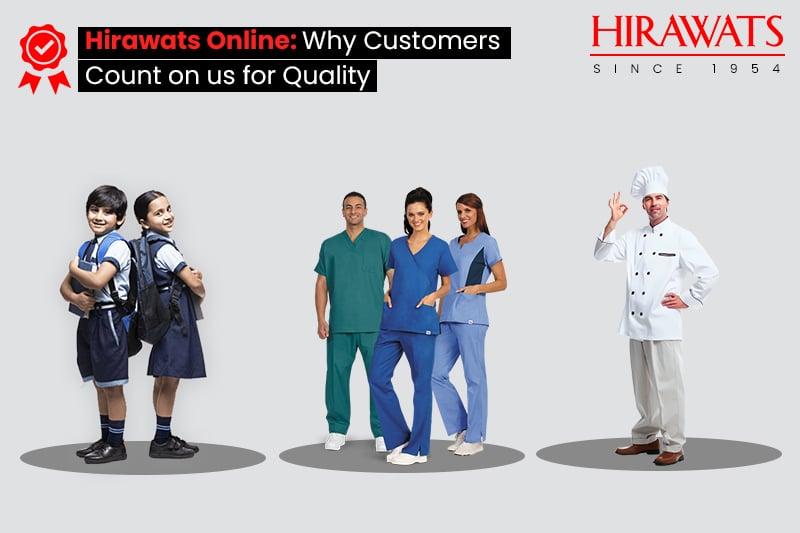 Quality Uniform Manufacturer